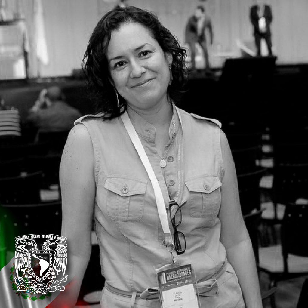 Arq. Claudia Ortiz Chao